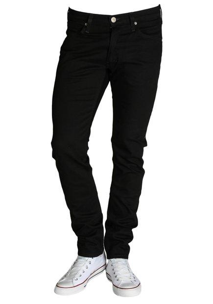 41fcc51d Lee Luke Clean Black Jeans - Jeansshopen.se