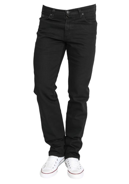 WRANGLER Arizona Black Rinse Jeans