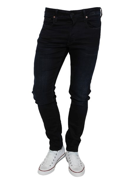 G-STAR 3301 Slim Dark Aged Jeans