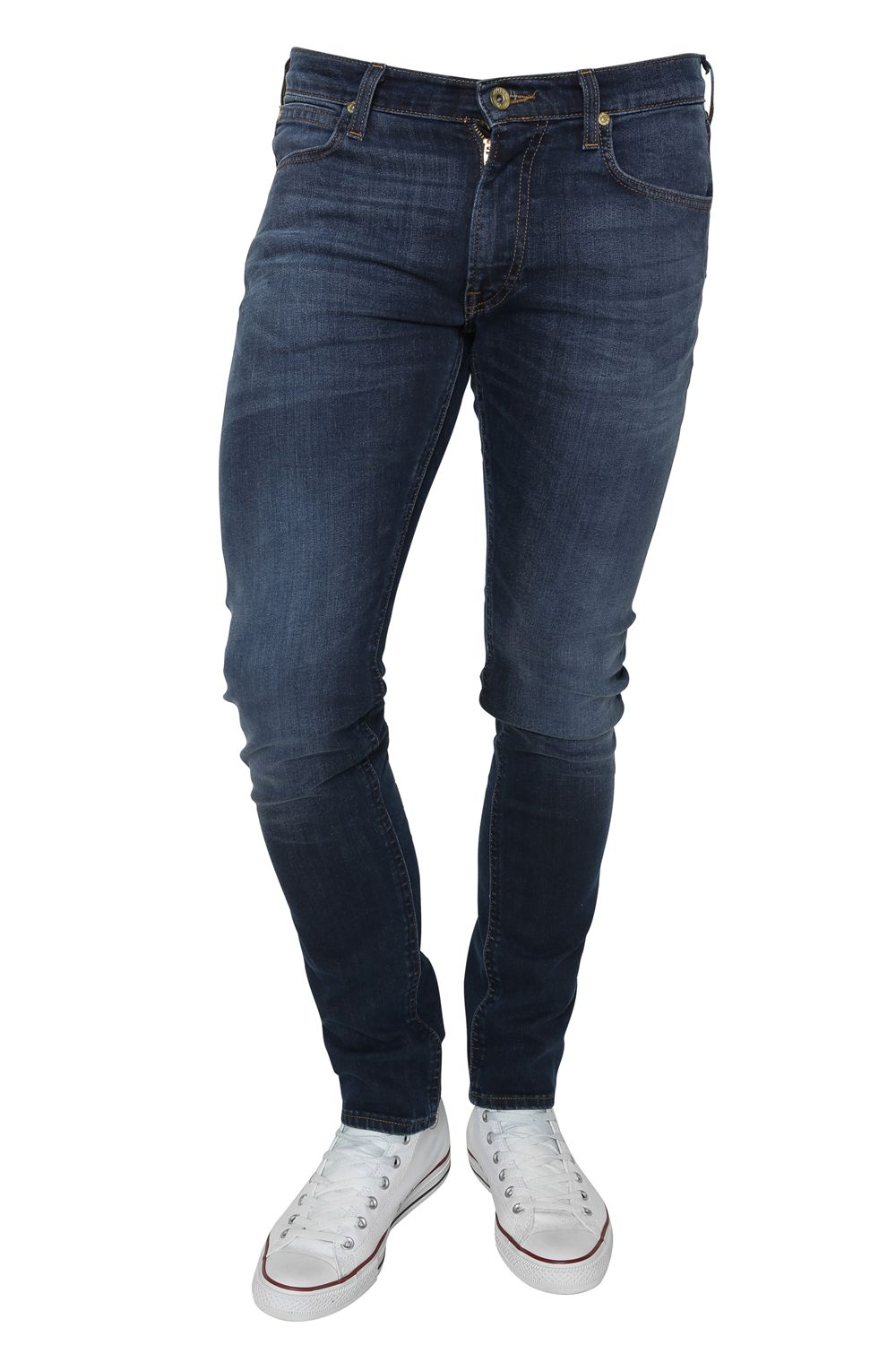 8786690e Lee Luke True Authentic Jeans - Jeansshopen.se