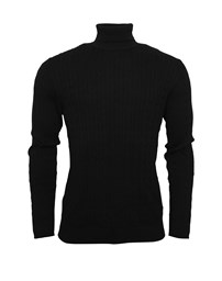SELECTED SLHClayton Roll Neck W