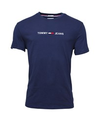 HILFIGER DENIM TJM Small Text Tee