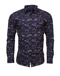 SELECTED SLHSlimprimus Shirt LS AOP