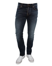 NUDIE Grim Tim Ink Navy Jeans