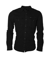 LEE Lee Western Shirt Black