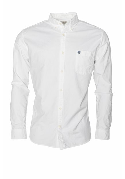 SELECTED SLHRegcollect Shirt LS W Noos