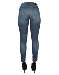 G-STAR 3301 High Skinny Elto Medium Aged Jeans