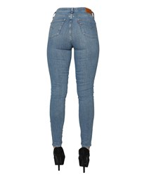 LEVIS 721 High Rise Skinny Have A Nice Day Jeans
