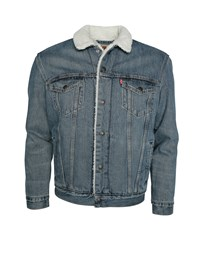 LEVI'S® Type 3 Sherpa Trucker Fable