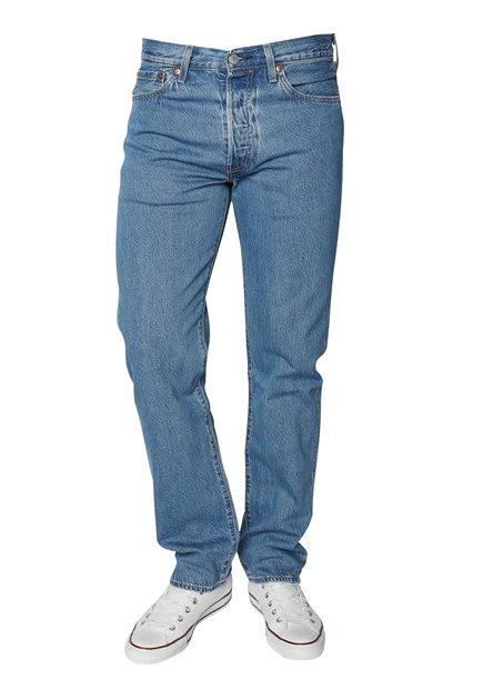 LEVI'S® 501® Original Canyon Light Stonewash Jeans