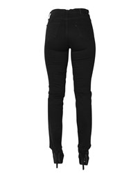 LEVI'S® 724™ High Rise Straight Night Is Black Jeans